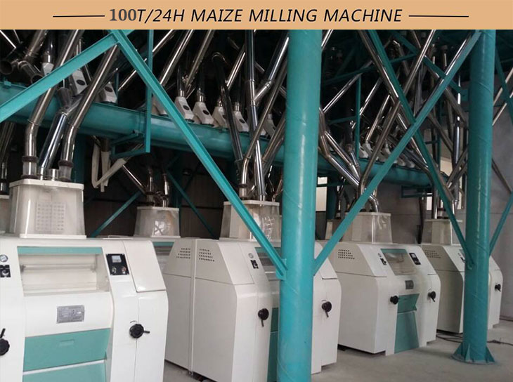 100T-maize-milling-machine
