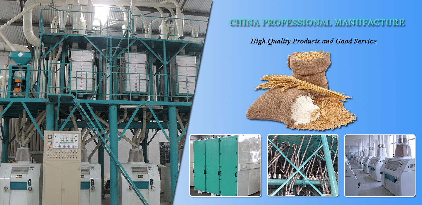 Top Flour mill
