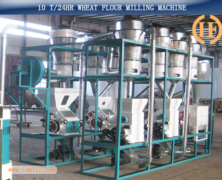 10-ton-wheat-mill-machine