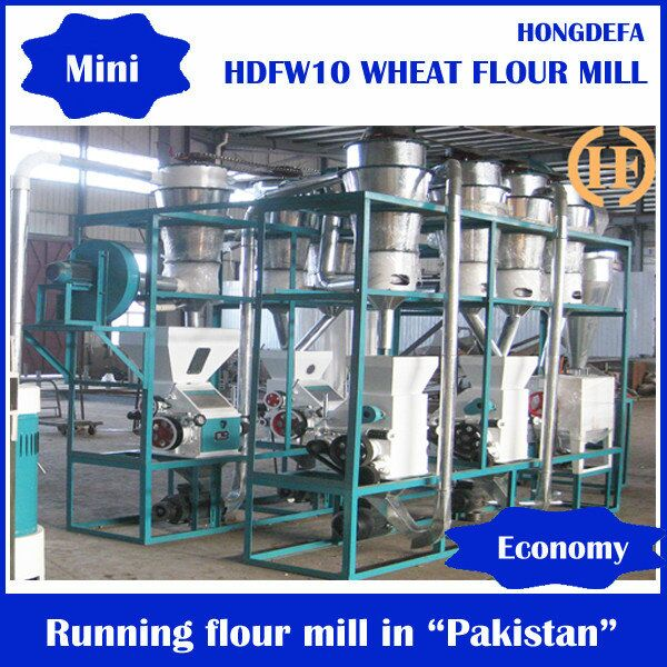 10t-wheat-milling-machine